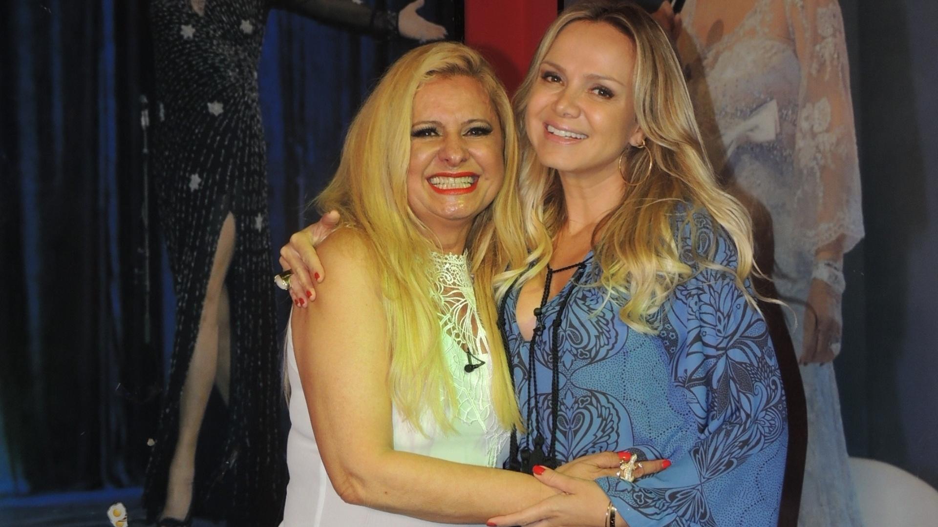 Eliana entrevista a empresária Lilian Gonçalves, considerada a Rainha da Noite de São Paulo