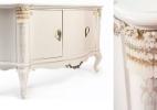 """Designer italiana decora com """"joias"""" móveis clássicos restaurados - Divulgação/ Montagem UOL"""