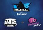 Em série apertada, INTZ vence Innova na Copa Go4Gold CS:GO (Foto: Divulgação)