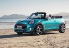 Novo Mini Cabrio é carro ideal para passeio tranquilo a céu aberto (Foto: Divulgação)