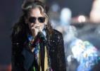 Com estádio lotado, Aerosmith se apresenta em São Paulo - Reinaldo Canato/UOL
