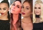 Veja 15 penteados das famosas para se inspirar no Réveillon na praia - Montagem