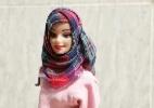 Versão da Barbie com roupas muçulmanas faz sucesso nas redes sociais - Reprodução/Instagram/hijarbie
