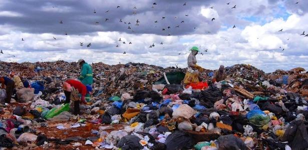 Exposição discute o lixo e a sua coleta no Museu Nacional em Brasília