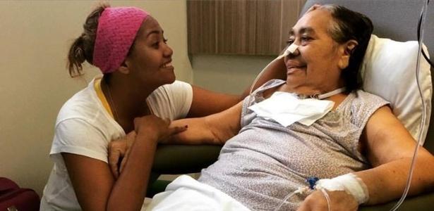 Morre Elza dos Santos, mãe da cantora Gaby Amarantos