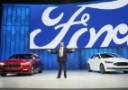 Novo Ford Fusion vem ainda em 2016; conheça - Scott Olson/Getty Images/AFP