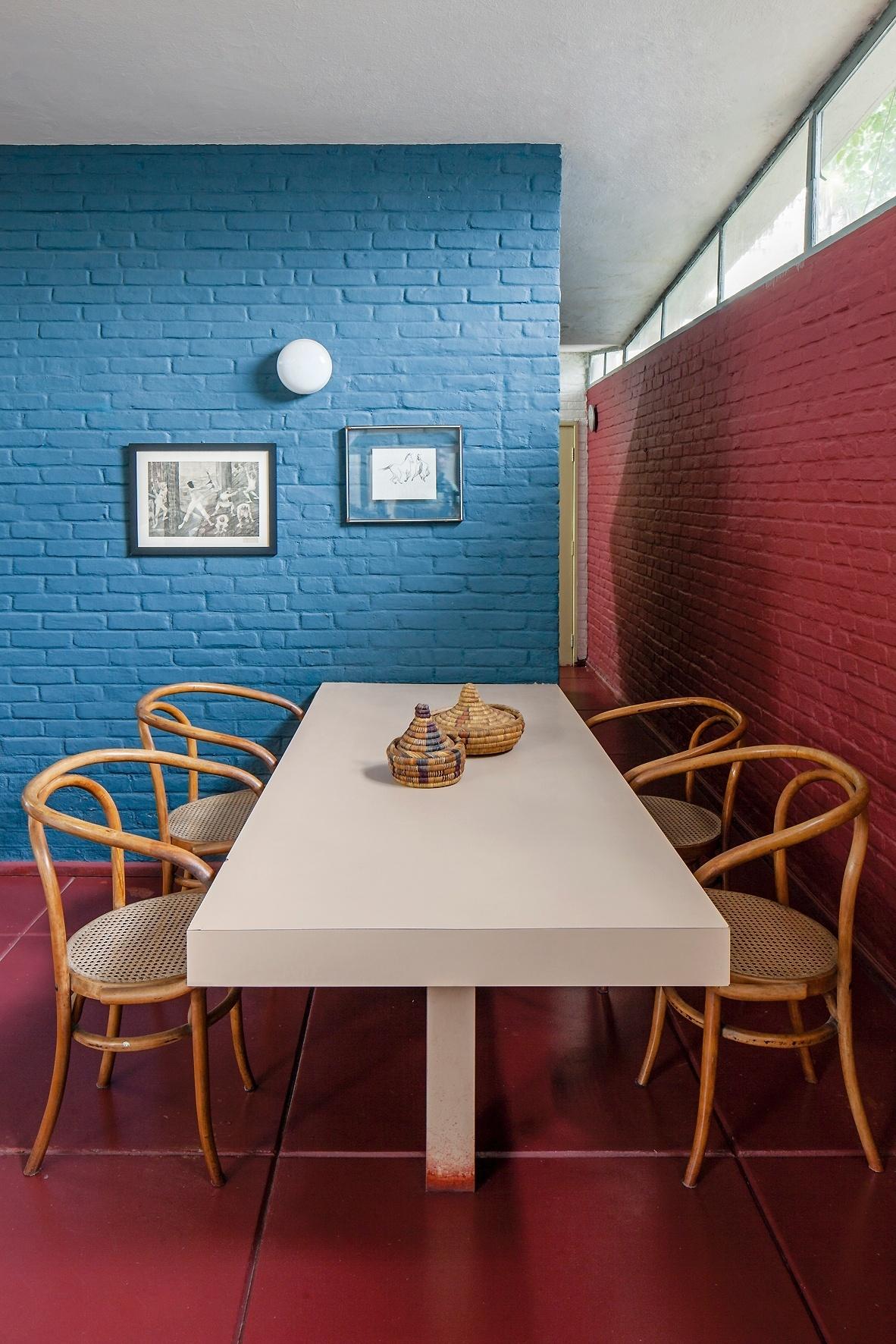 Mesa Em Parede ~ Salas de jantar ideias para decorar o ambiente BOL Fotos BOL Fotos