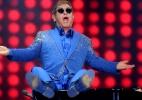 Elton John quer participar do próximo álbum do The Killers - Fernando Maia/UOL