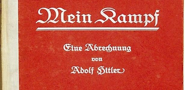 Livro escrito por Hitler volta às livrarias brasileiras em meio a polêmicas