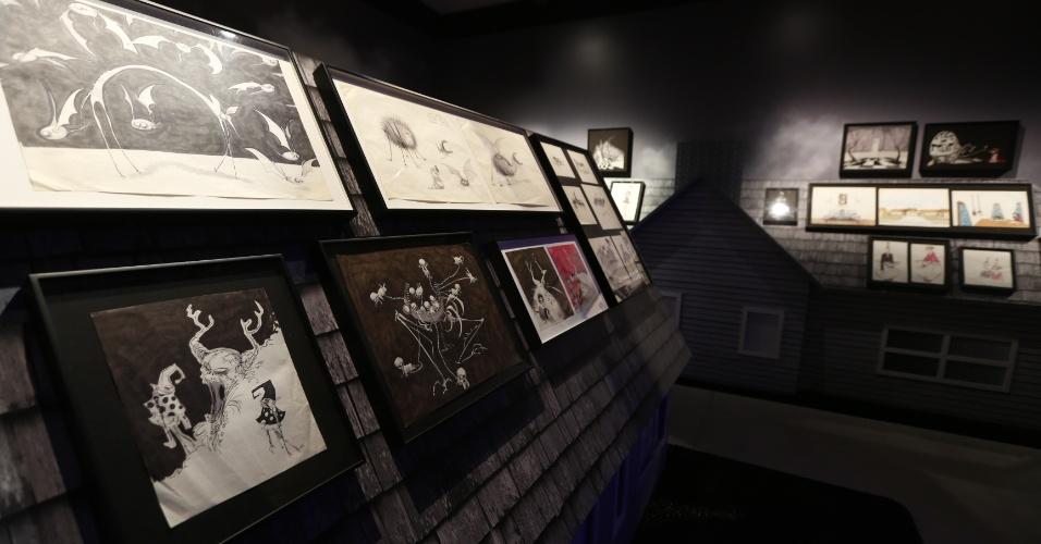 Veja fotos da exposi o o mundo de tim burton fotos - Casa tim burton ...