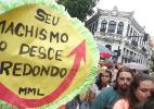 """Homens consideram que bloco de Carnaval não é lugar de mulher """"direita"""" - Eurritimia/Reprodução"""