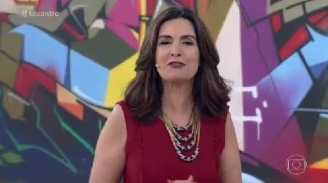 24.ago.2016 - Fátima Bernardes