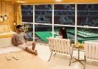 Concurso leva turista para treinar com atletas e dormir na Arena Olímpica (Foto: Divulgação)