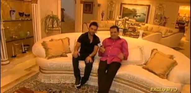 Zezé Di Camargo vende mansão em que morou com Zilu em São Paulo