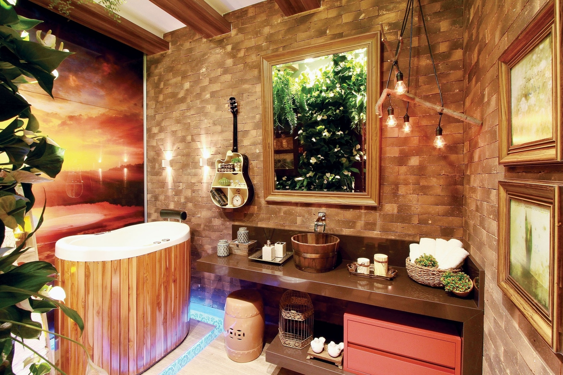 Banheiros pequenos: dicas de decoração para quem tem pouco espaço  #A53D26 1920 1279