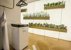 Composteira é destaque de cozinha que reúne luxo com sustentabilidade (Foto: Raquel Cunha/Folhapess)