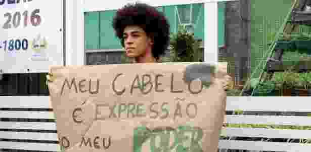 Reprodução/Facebook/Vinicius Santos Dias de Moraes
