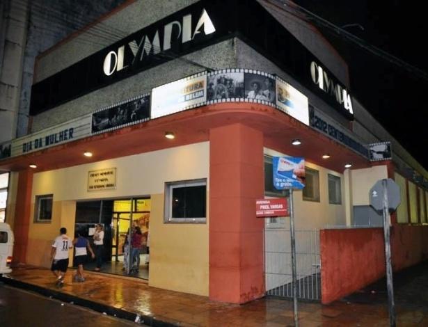 Mais antigo do país em atividade, Cinema Olympia tenta renascer pela 5ª vez
