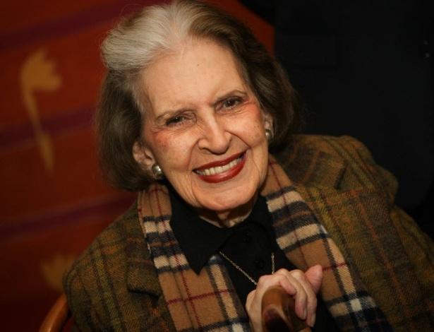 Escritora Lygia Fagundes Telles recebe indicação ao Nobel de Literatura