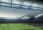 """Estádio do Palmeiras chega ao """"PES 2017"""" no PS4 e Xbox One; veja como ficou - Divulgação"""