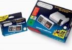 Nintendo mostra novo NES ao lado do original na Comic-Con; veja comparação - Reprodução