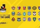 """Liga japonesa de futebol estará em """"FIFA 17"""" - Reprodução"""