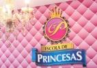 Escola de Princesas ensina etiqueta e tarefas domésticas a meninas de 4 anos - Divulgação
