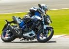 Yamaha MT-03 chega para peitar Z300; conheça a mininaked - Divulgação