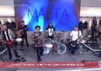 Após saída de Bruno, Banda Malta anuncia ex-The Voice como nova vocalista - Reprodução/TV Globo