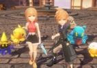 """""""World of Final Fantasy"""" ganhará demo para PS4 e PS Vita em 17 de outubro - Divulgação/Square Enix"""