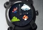 Você pagaria? Relógio de pulso do Super Mario custa mais de R$ 80 mil - Divulgação