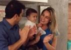"""Fernanda Gentil e ex-marido comemoram aniversário do filho: """"Nada pode interferir no mundo das crianças"""" - Reprodução/Instagram/gentilfernanda"""