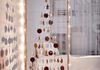 Ideias práticas e baratas para você criar e enfeitar a árvore de Natal (Foto: Reprodução / Pinterest )