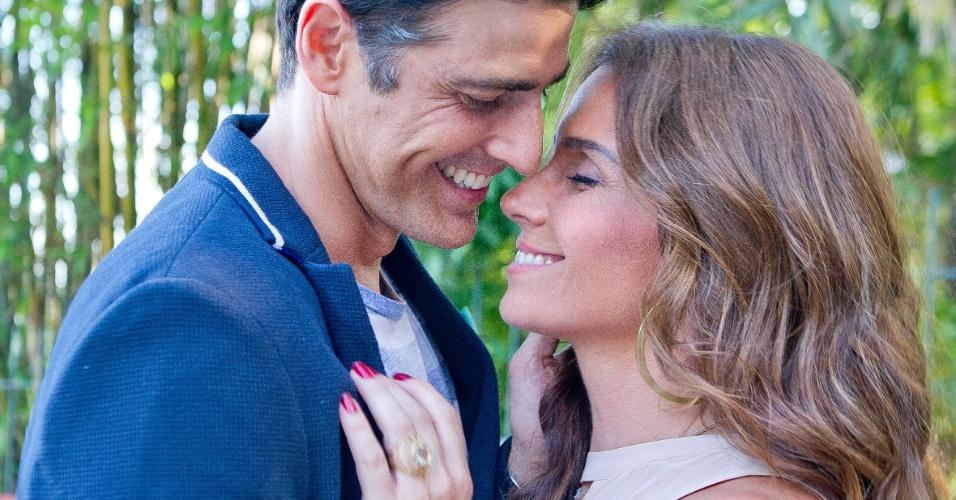 """Reynaldo Gianecchini e Giovanna Antonelli estrelam """"S.O.S. Mulheres ao Mar 2"""""""