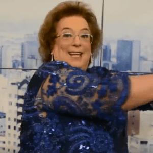 """Mamma Bruschetta admite """"escapadas"""" da dieta nos bastidores do """"Mulheres"""""""