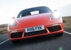 Porsche Boxster voa mais com motor menor - Divulgação