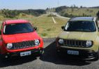 Jeep Renegade flex encara... Renegade diesel - Murilo Góes/UOL