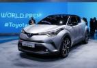 Toyota C-HR aposta no arrojo contra rivais - Denis Balibouse/Reuters