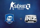 Em partida equilibrada, INTZ vence a CNB na Série XLG CS:GO (Foto: Reprodução)