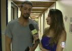 """Cauã Reymond irá desfilar pela primeira vez no Carnaval: """"Um pouco nervoso"""" - Reprodução/TV Globo"""