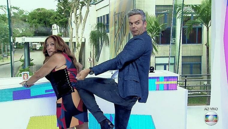 26.mai.2016 - Otaviano Costa e Susana Vieira