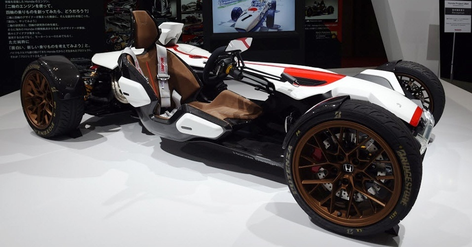 Honda 2&4 Project Concept