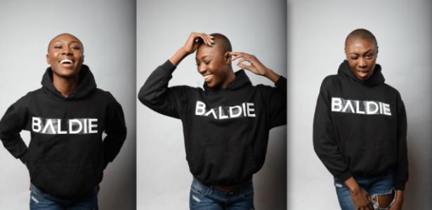 Reprodução/Facebook/The Bald Movement