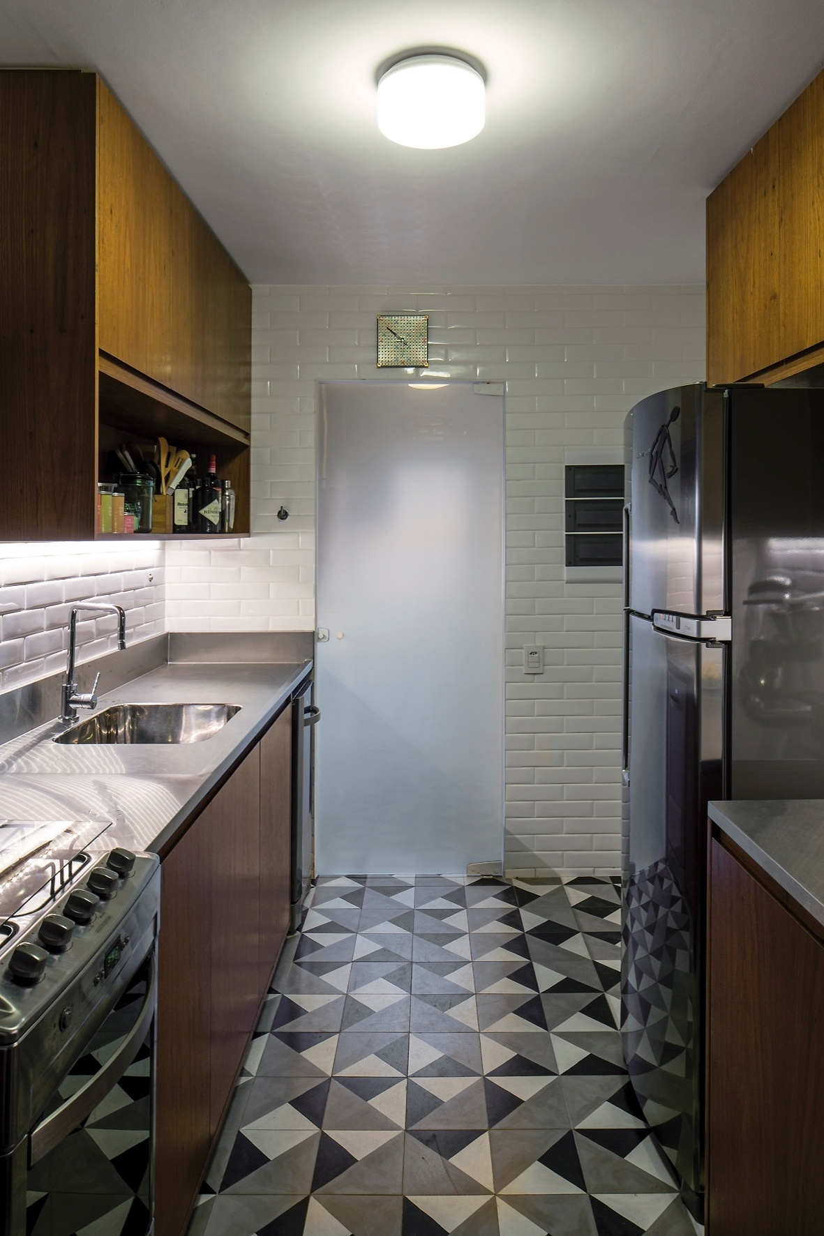 projeto cozinha planejada em l #644C2C 1181 1772