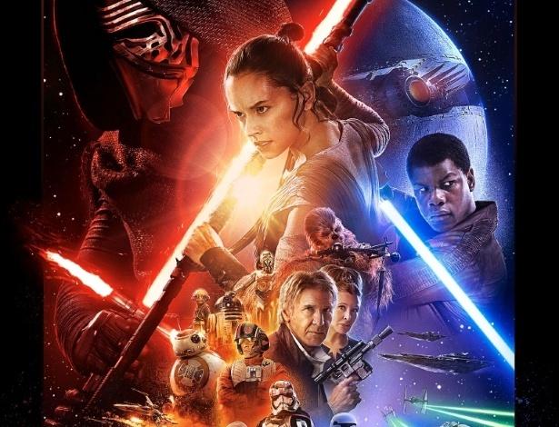 HDts - Star Wars O Despertar Da Forca