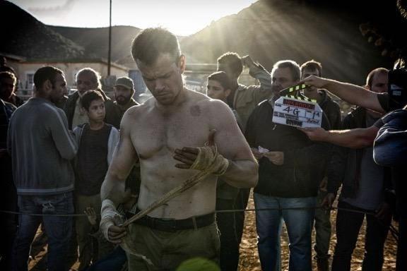 8.set.2015 - Matt Damon volta ao papel de Jason Bourne em novo filme da franquia