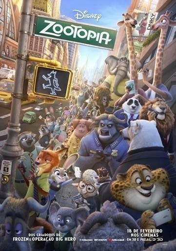Zootopia – HD 720p – Legendado (2016)
