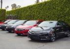 Civic já é líder de vendas nos EUA; carro brasileiro será (quase) igual - Divulgação