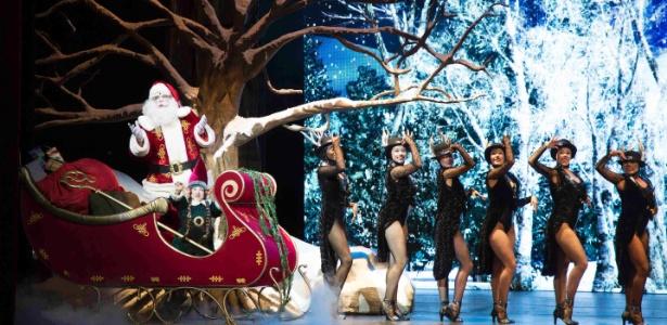 """Programação de Natal traz musical """"Natal Mágico"""" e balé """"O Quebra-Nozes"""""""