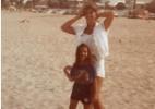 """Patrícia Abravanel mostra foto da infância ao lado da mãe: """"Toda exibida para meu pai!"""" - Reprodução/Instagram"""
